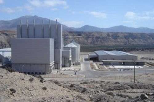 """Agrosuper: """"No existe ningún plan de reactivación del proyecto Valle del Huasco"""""""