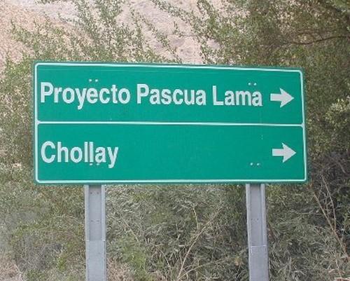 """Bachelet: """"Pascua Lama debe cumplir con las medidas de mitigación exigidas por las autoridades chilenas para que pueda evaluarse su continuidad"""""""