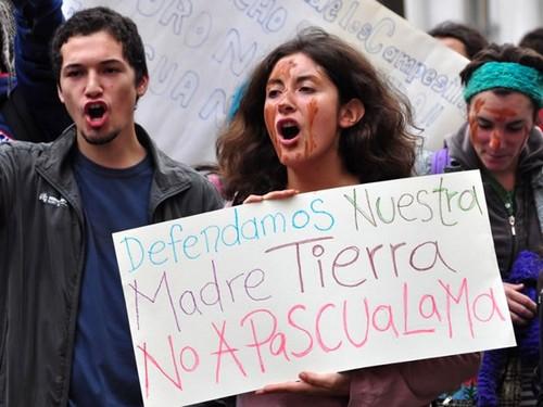 Diaguitas piden nuevo estudio de impacto ambiental para Pascua Lama