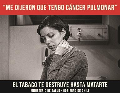 Advertencias Tabaco