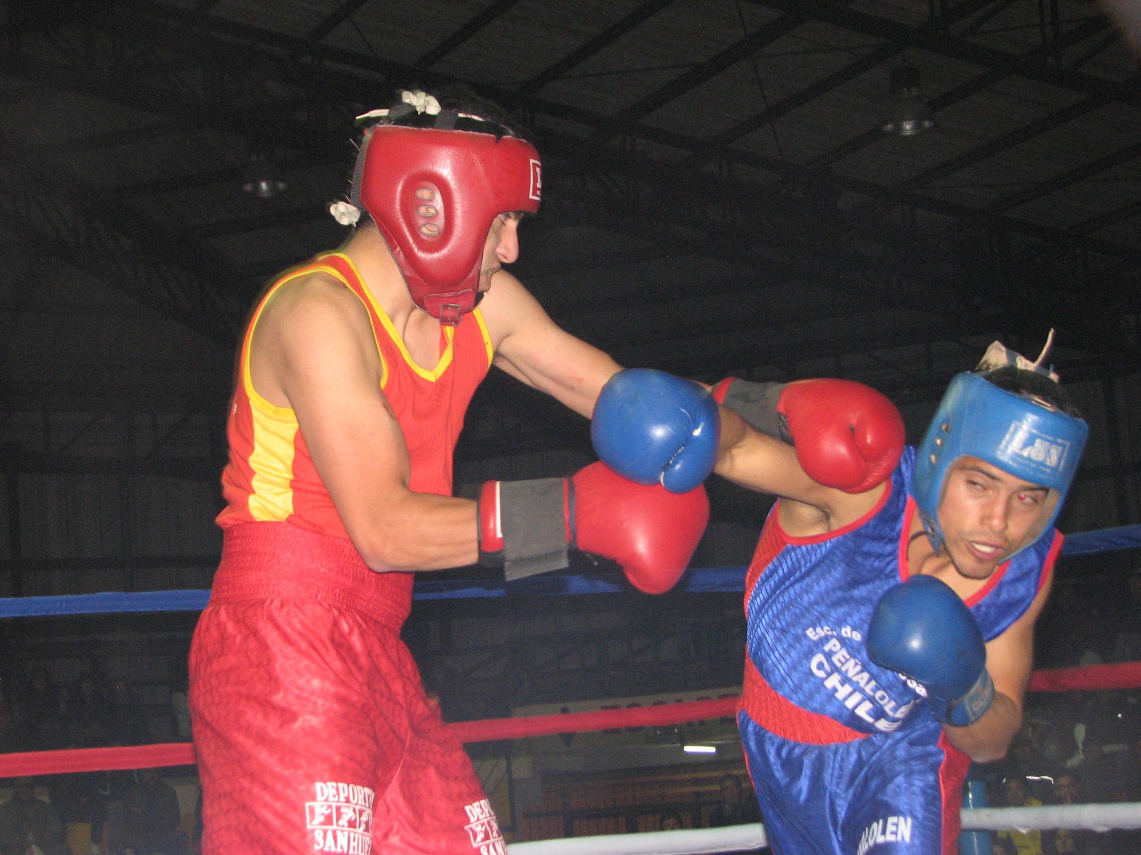 Este viernes se realizará Velada de Kickboxing en Vallenar