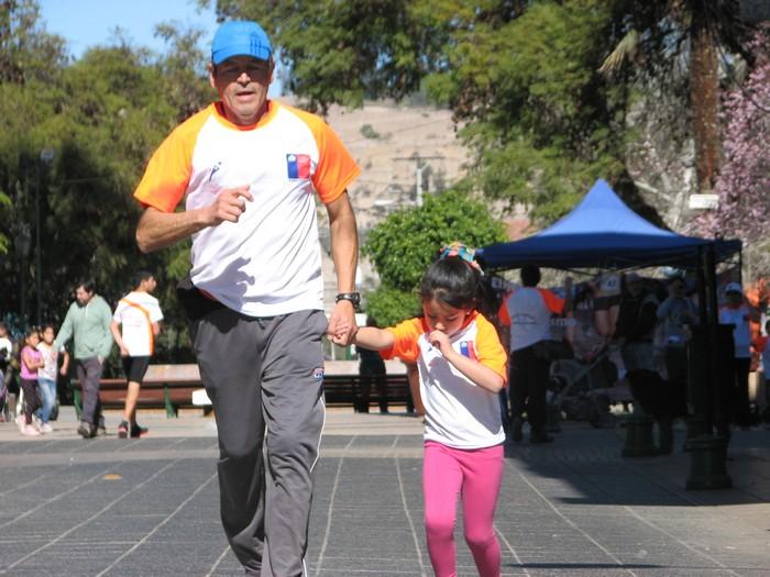 Corrida atletica Vallenar Aniversario Noticiero del Huasco