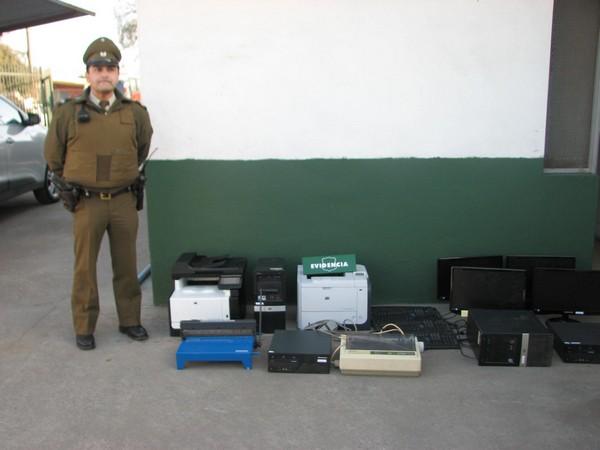 SIP detiene sujeto por robo en lugar habitado: cámaras de vigilancia lo delataron