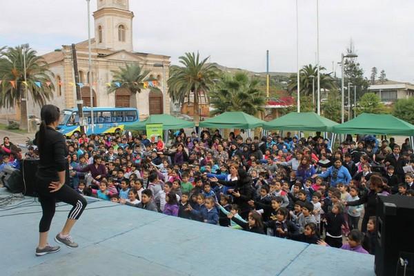 Servicio País Invita al Hito de Lanzamiento de su programa en Freirina