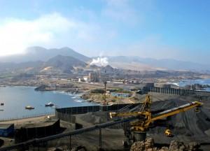 Guacolda Huasco Termoeléctrica