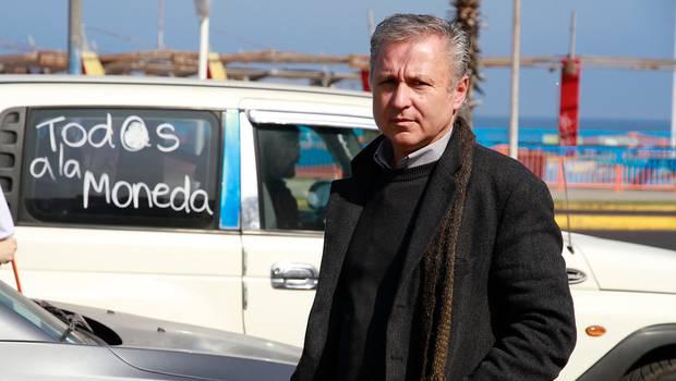 Marcel Claude llega a Vallenar este domingo