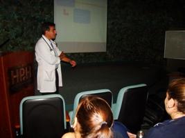 Mañana se realiza nuevo operativo de Enfermedad de Chagas en hospital provincial