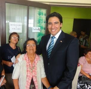"""Patricio Urquieta: """"Los pensionados merecen una solución para sus pagos frente a la movilización de Correos de Chile"""""""