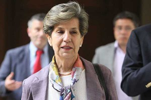 Senadora Isabel Allende Ministerio de la Mujer