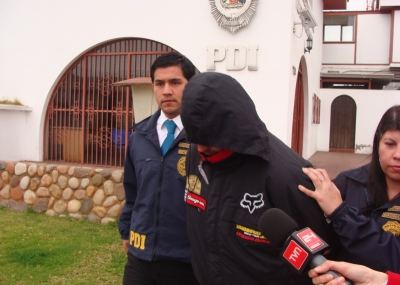 Detenido: Sujeto que abuso de menor en Vallenar quebrantó condena y acosó mujeres en La Serena