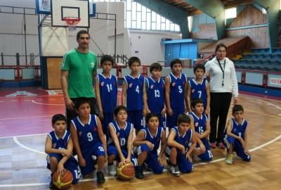 Mañana comienza torneo de básquetbol sub 18 en Algarrobo
