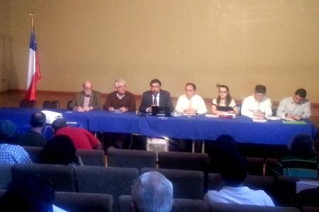 """Diputado Calderón: """"Debemos fortalecer la institucionalidad medioambiental y la legislación que rige a los proyectos industriales"""""""
