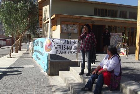 Diputados toman nota de graves omisiones de la institucionalidad en caso Pascua Lama