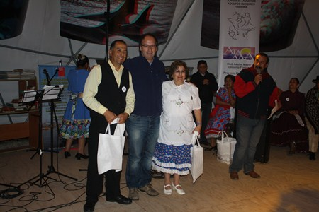 Muestra nacional de cueca autóctona llego hasta caleta Chañaral