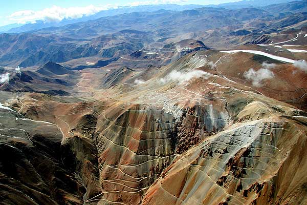 "René Muga, director ejecutivo de la minera: ""Barrick está comprometido a desarrollar Pascua-Lama"""