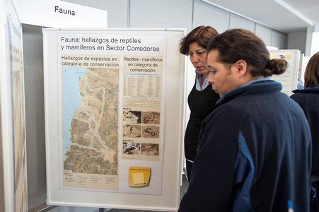 Teck presenta a la comunidad Información de Línea Base social y ambiental de su Proyecto Relincho