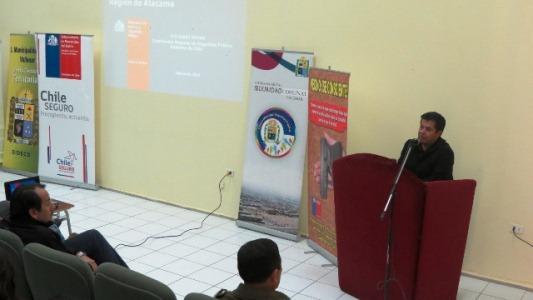 Municipio realiza Seminario de Seguridad para jardines infantiles