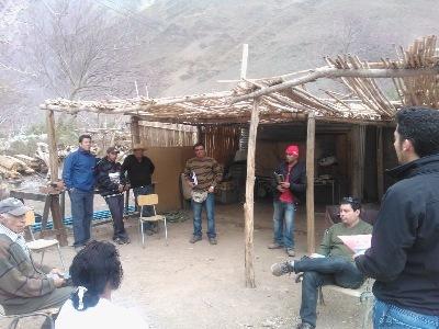 Inician programa de Infraestructura Rural que irá en beneficio de la producción local en Alto del Carmen