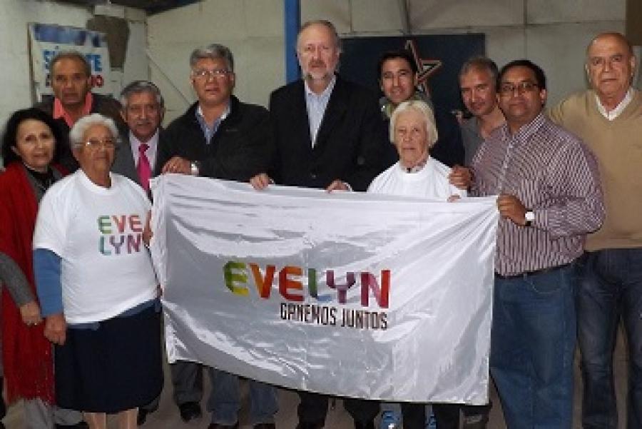 Inauguran comando de Evelyn Matthei en la provincia del Huasco