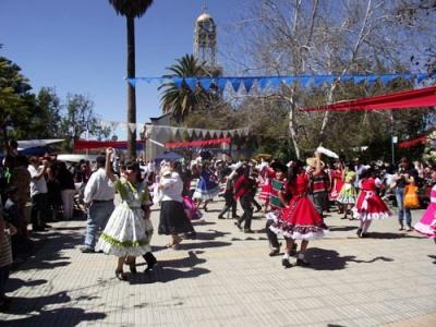 Conozca las actividades dieciocheras en Vallenar