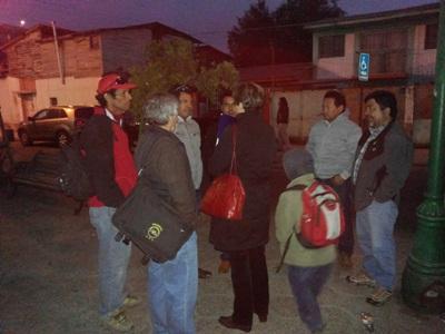 """Isabel Allende: """"El municipio de Alto del Carmen debe preocuparse por la situación de los trabajadores del observatorio de esta comuna"""""""