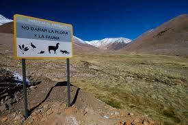 Pascua-Lama lanza estación de monitoreo para el control de la calidad del agua
