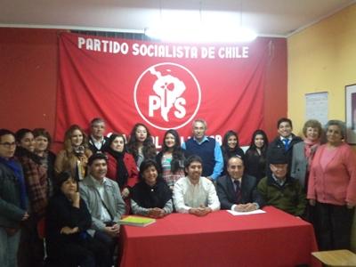 Socialistas de Vallenar ya definieron candidato a diputado: Juan Rubén Santana