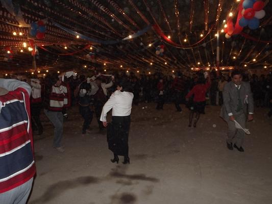 2 ramadas, 40 cocinerías y 350 puestos comerciales tendrán fondas de Cuatro Palomas