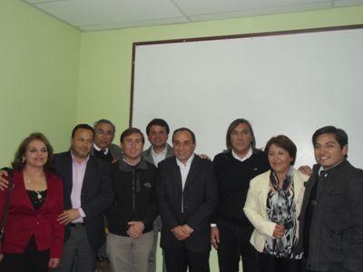 Inauguran sede de Michelle Bachelet en el Huasco