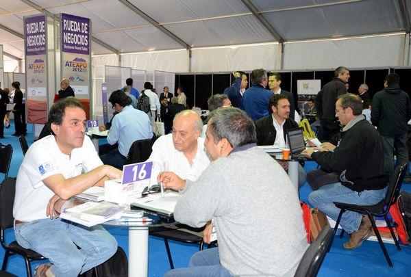 Más de 3500 reuniones de negocios se generarán en Atexpo 2013