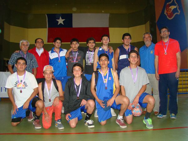 Liceos Santa Marta y José Santos Ossa dirán presentes en Coquimbo y O´higgins gracias a talentos deportivos