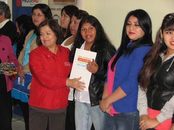 Capacitación mujeres Fundación Prodemu Vallenar (3)