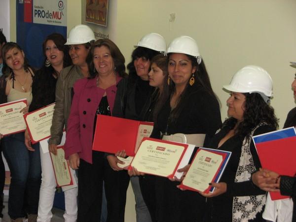 Capacitación mujeres Fundación Prodemu Vallenar (5)