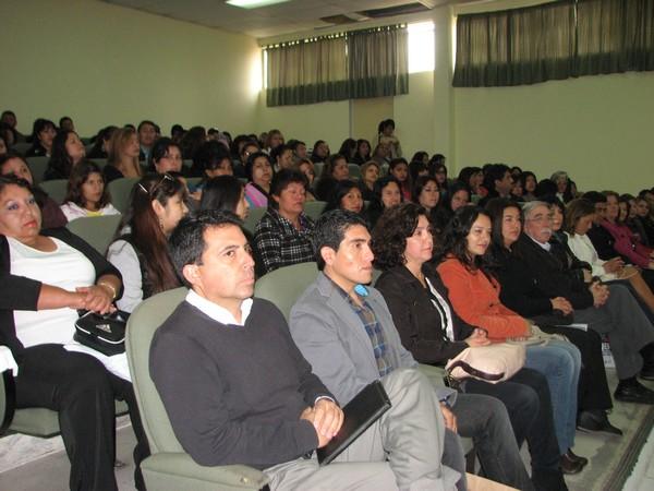 Capacitación mujeres Fundación Prodemu Vallenar
