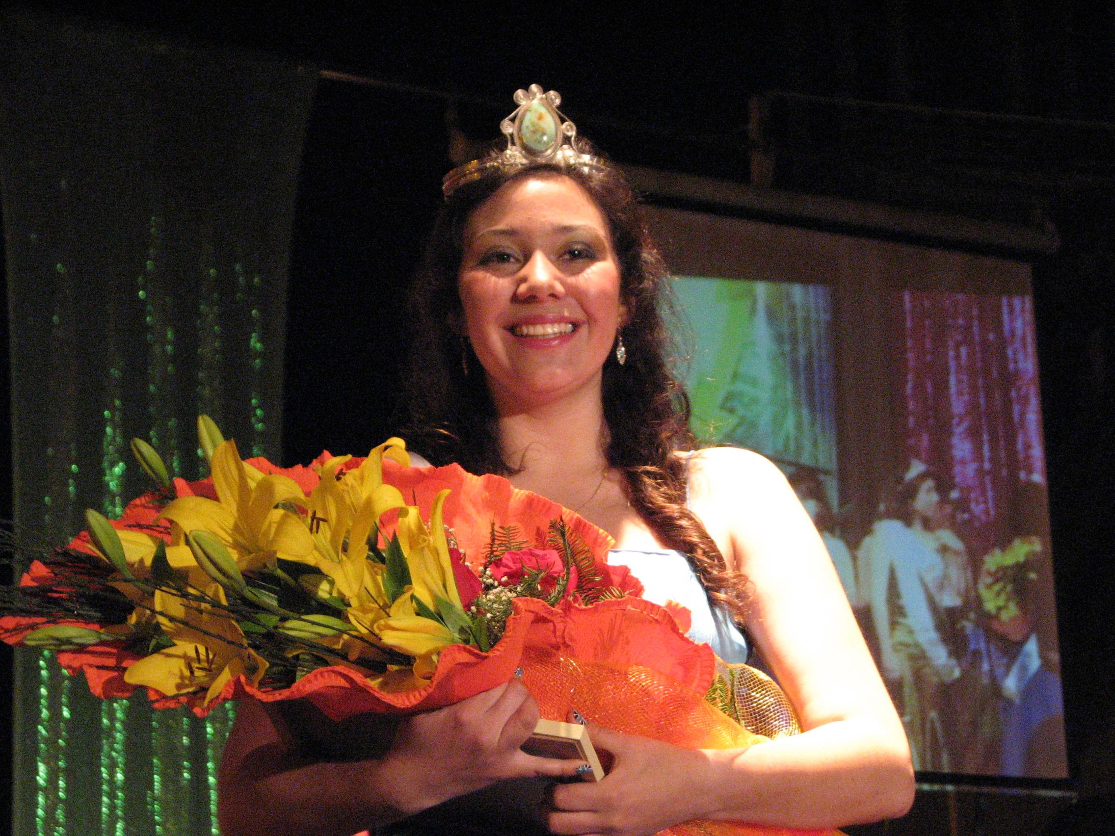 Habemus Reina: Alejandra Corrotea es la nueva musa de Vallenar (Galería de Fotos)