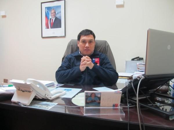 Director regional Sercotec Atacama