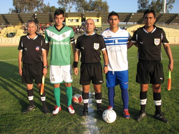 Estrella del Huasco vs Luis Matte Larraín (1)