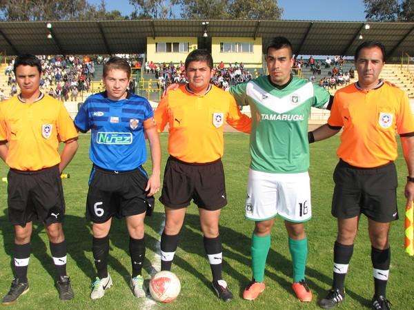 Estrella va tercero en la tabla tras empate con Juventud Salvador