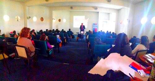 Exitosos seminarios de emprendimiento SERCOTEC