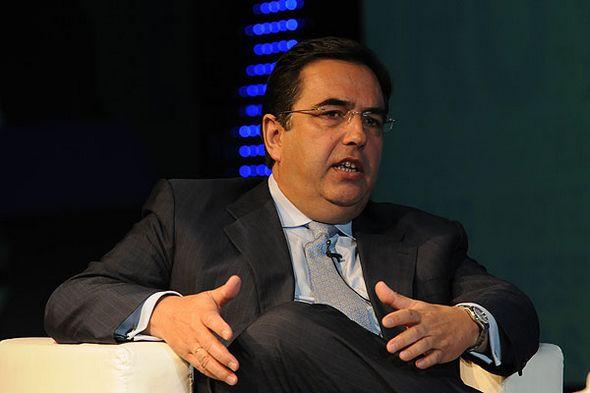 Joaquín Galindo Gerente General de Endesa