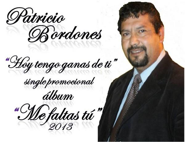 Promocional Patricio Bordones