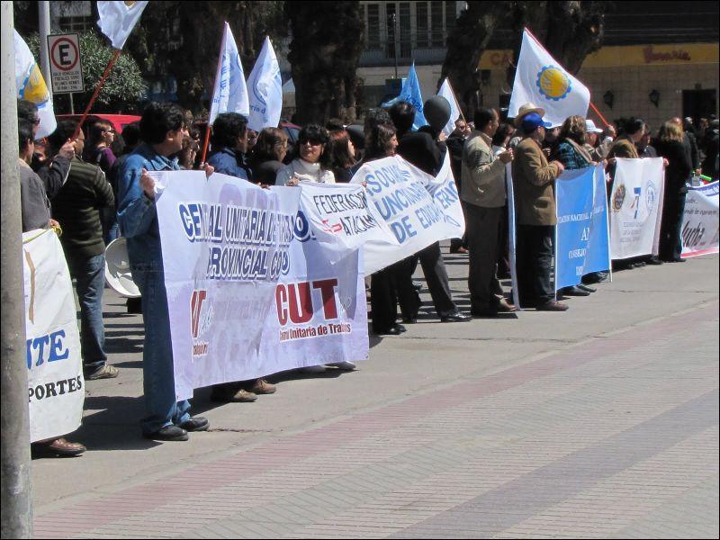 Más de 13 mil funcionarios públicos de Atacama van a paro