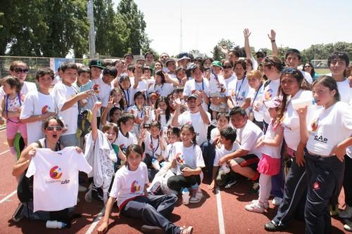 Hoy se realizan Olimpiadas Familiares en Vallenar