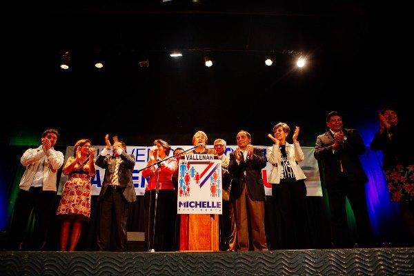"""Bachelet y la abstención: """"Debemos hacer que esos chilenos y chilenas vuelvan a creer en la democracia y sus tareas, que crean en las instituciones"""""""