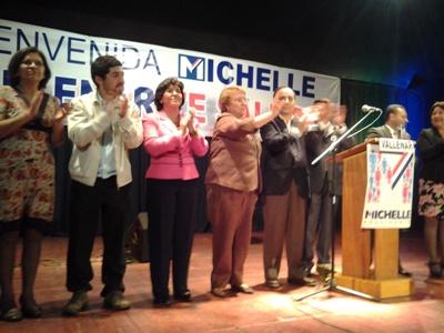 Candidata de la Nueva Mayoría visitó Vallenar