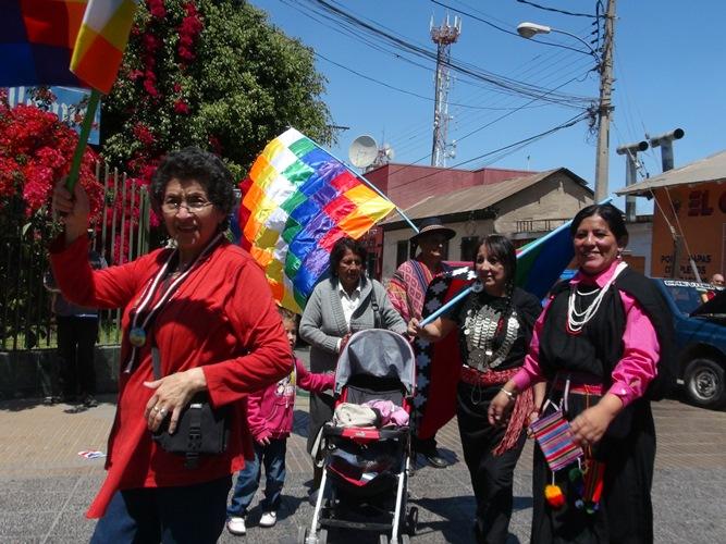 Con gran éxito culminó Encuentro Multicultural Copayapu 2013