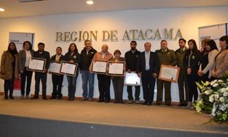 SENDA Atacama entrega Cuenta Pública y distingue compromiso ciudadano con la prevención y el tratamiento de drogas