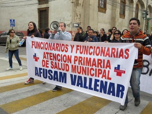 Seremi de Gobierno (s) destaca normalidad en servicios públicos pese a movilizaciones