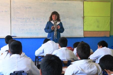 Establecimientos educacionales de Vallenar se adhieren a paro nacional del Colegio de Profesores por 24 horas