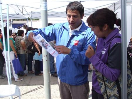 Sence Atacama Organiza Feria Laboral en Vallenar con más 800 nuevos puestos de trabajo